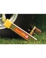 Bulldog EM4x4SS Wheel Clamp